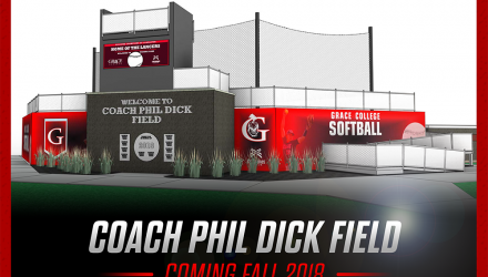 Rendering of Coach Phil Dick Field