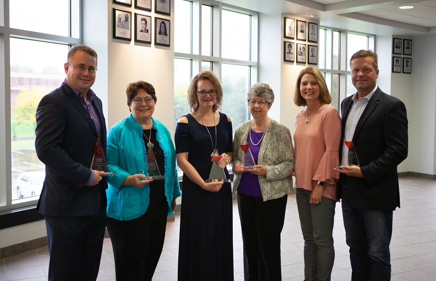 Alumni Award Winners 2018
