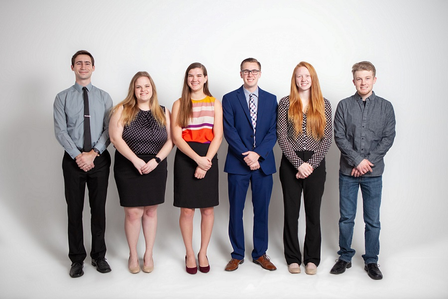 Grace College Students Compete for Intern IMPACT Award